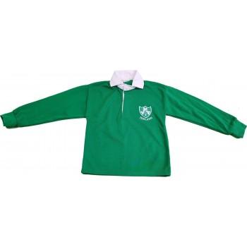 Zöld ír felső (104)