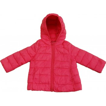 Pink pufi kabát (74)