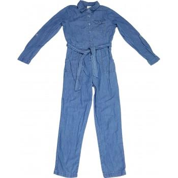Roll-up farmer jumpsuit (140)