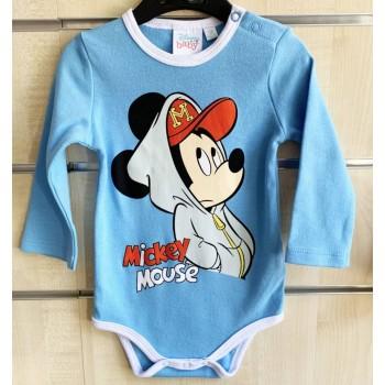 Kék Mickey body (56)
