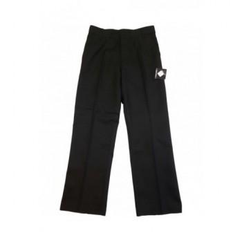 Alkalmi fekete nadrág (140-146)