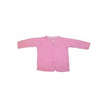 Rózsaszín kardigán (80)