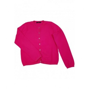 Pink kardigán (140-146)