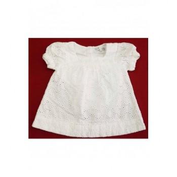 Csipkés fehér blúz (86)