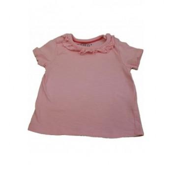 Fodros rózsaszín felső (80)