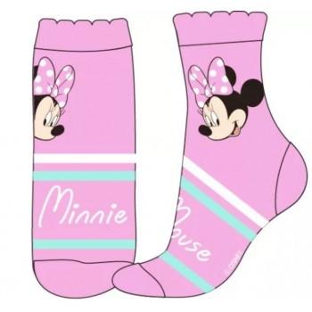 Rózsaszín Minnie zokni (23-26)