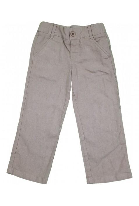 Lenes drapp nadrág (98)