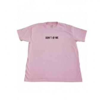 Feliratos rózsaszín felső (152)