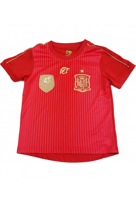 Spanyol válogatott piros mez (104)