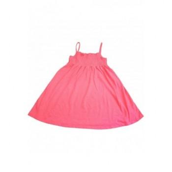 Neonpink ruha (134-140)