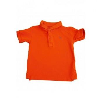 Galléros narancssárga felső (92)