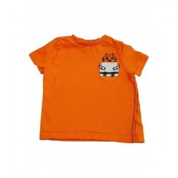 Tigrises narancssárga felső (86)