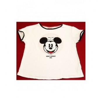 Mickey egeres fehér felső (158)