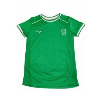 Zöld ír rögbi mez (140)