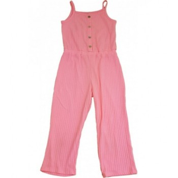 Neonpink jumpsuit (122-128)