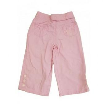 Lenes rózsaszín halásznadrág (104)