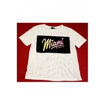 Hálós fehér Miami felső (152-158)