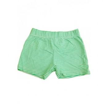 Zöld csíkos rövidnadrág (74)