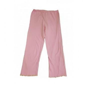 Rózsaszín pizsamanadrág (128-134)