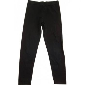 Fekete leggings (128-134)
