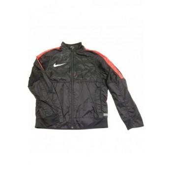 Fekete Nike széldzseki (140-146)