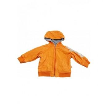 Kifordítható narancssárga kabát (86-92)