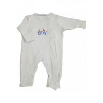 Baby boy halványkék tipegő (50)
