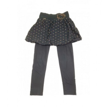 Hello Kitty fekete leggings szoknyával (140)