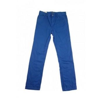 Új, kék Denim nadrág (152)