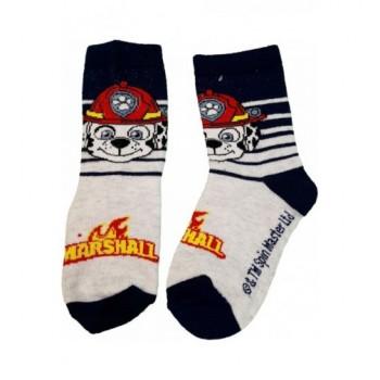 Mancs őrjárat csíkos Marshall zokni (23-26)