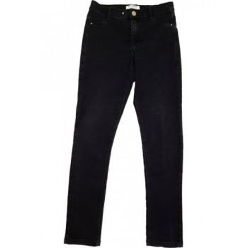 Fekete skinny nadrág (38)
