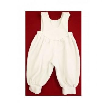 Fehér kantáros nadrág (68-74)