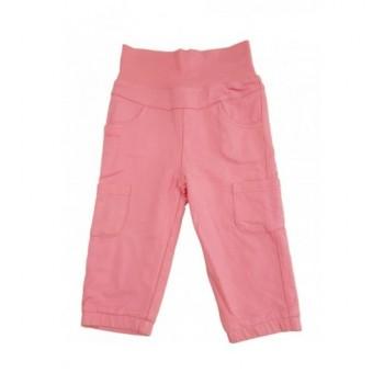 Bélelt rózsaszín nadrág (74-80)