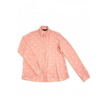 Csillagos rózsaszín blúz (36)