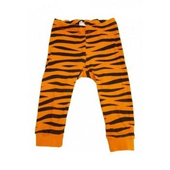 Tigriscsíkos narancs nadrág (74)