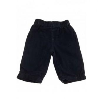 Bélelt sötétkék nadrág (62)