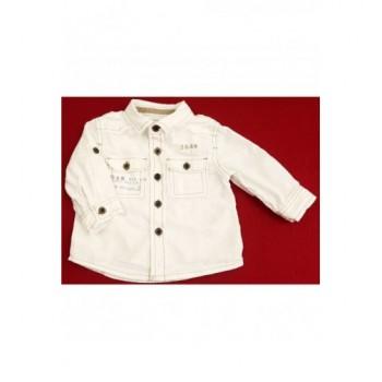Feliratos fehér ing (68)