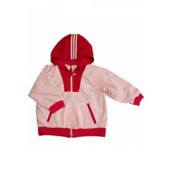 Rózsaszín Adidas melegítőfelső (86)
