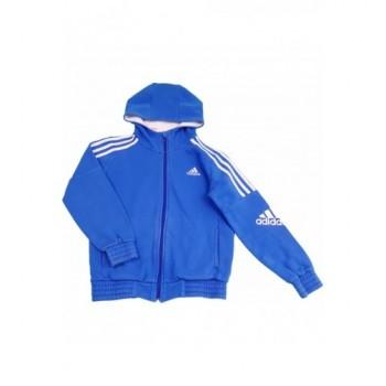 Kék Adidas kardigán (140)