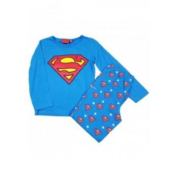 Superman kék pizsama (116)