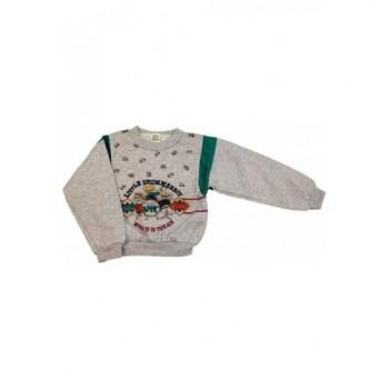 Egeres szürke pulóver (104)