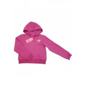 Feliratos bordó pulóver (140)