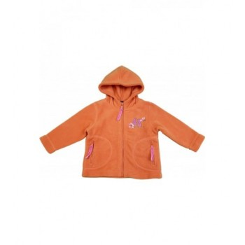 Narancssárga polár melegítő szett (62)
