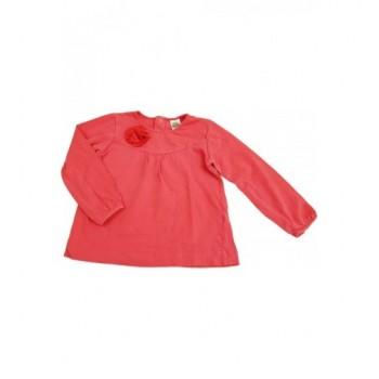 Rózsás pink Zara felső (86-92)