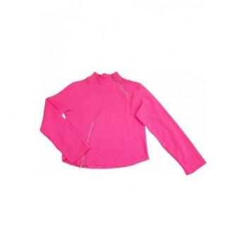 Neonpink pulóver (158-164)