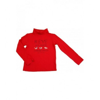 Madárkás piros garbó (128)