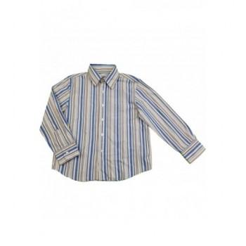 Kék csíkos ing (110)