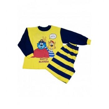 Macis kék-sárga pizsama (122)