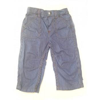 Vagány kék csíkos nadrág (74)