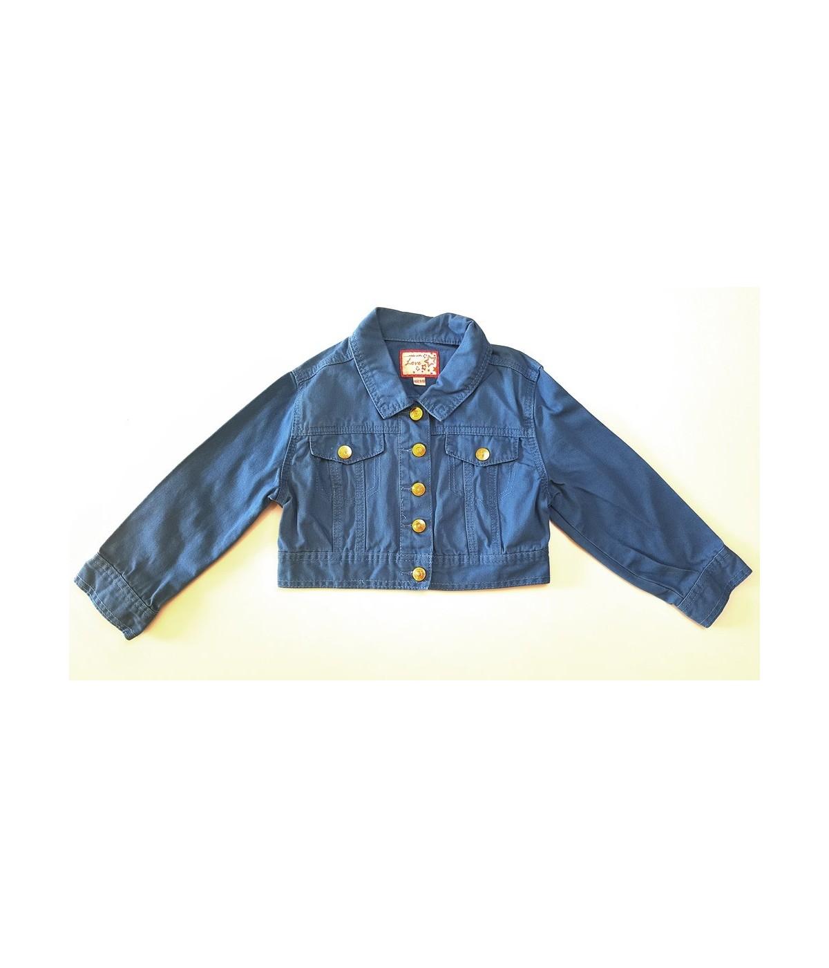 Kék rövid átmeneti kabát (140). Loading zoom 109f9f161a